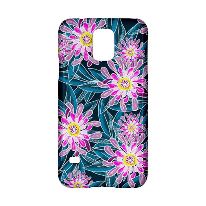 Whimsical Garden Samsung Galaxy S5 Hardshell Case