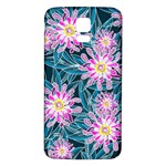 Whimsical Garden Samsung Galaxy S5 Back Case (White) Front