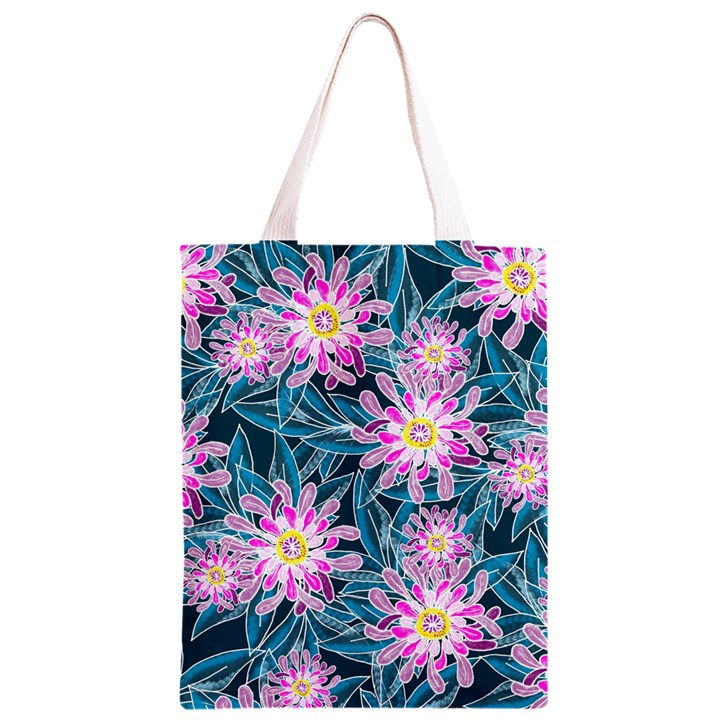 Whimsical Garden Classic Light Tote Bag