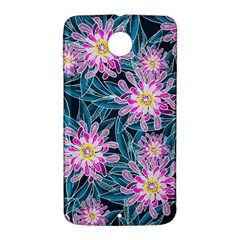 Whimsical Garden Nexus 6 Case (White)