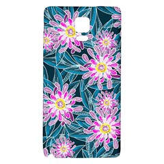 Whimsical Garden Galaxy Note 4 Back Case