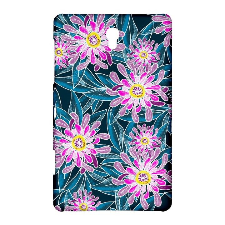 Whimsical Garden Samsung Galaxy Tab S (8.4 ) Hardshell Case