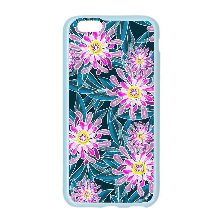 Whimsical Garden Apple Seamless iPhone 6/6S Case (Color)