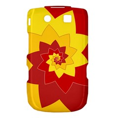 Flower Blossom Spiral Design  Red Yellow Torch 9800 9810