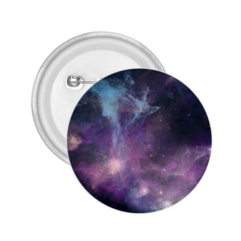 Blue Galaxy  2.25  Buttons