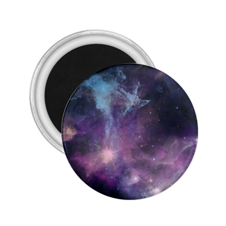 Blue Galaxy  2.25  Magnets