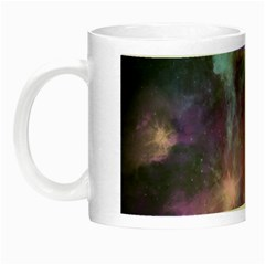 Blue Galaxy  Night Luminous Mugs