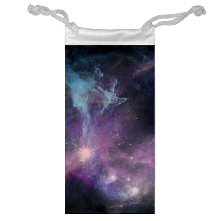 Blue Galaxy  Jewelry Bags