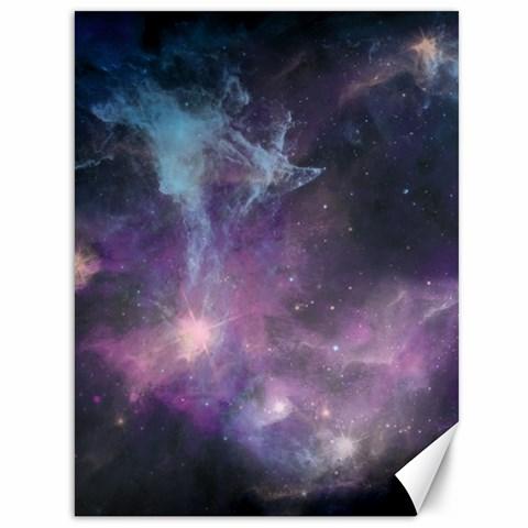 Blue Galaxy  Canvas 36  x 48