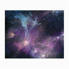 Blue Galaxy  Small Glasses Cloth (2-Side)