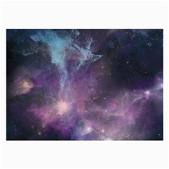 Blue Galaxy  Large Glasses Cloth (2 Side)