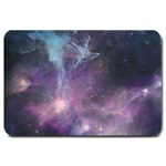 Blue Galaxy  Large Doormat  30 x20 Door Mat - 1