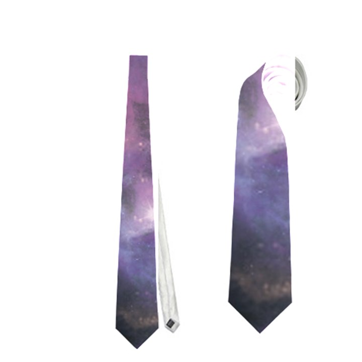 Blue Galaxy  Neckties (One Side)