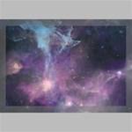 Blue Galaxy  Canvas 18  x 12  18  x 12  x 0.875  Stretched Canvas