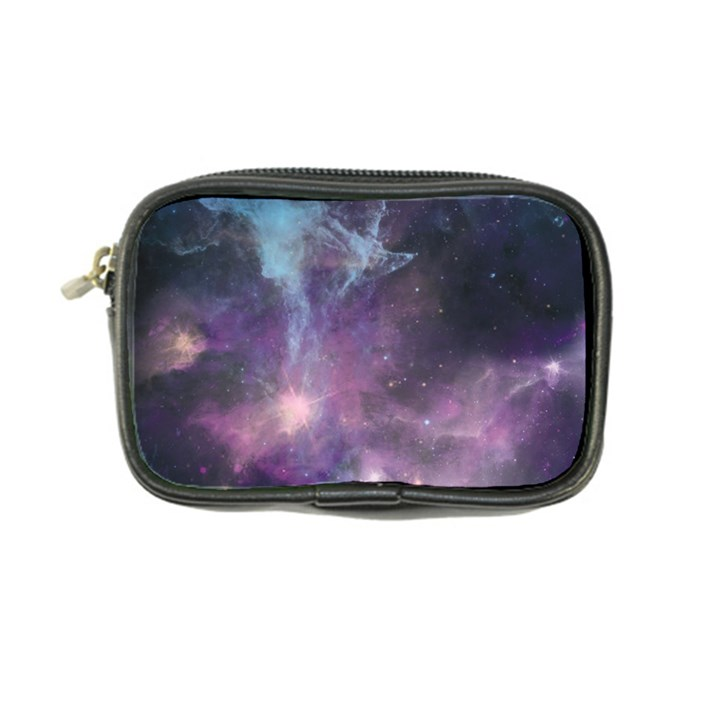 Blue Galaxy  Coin Purse