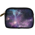 Blue Galaxy  Digital Camera Cases Front