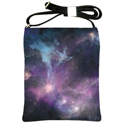 Blue Galaxy  Shoulder Sling Bags