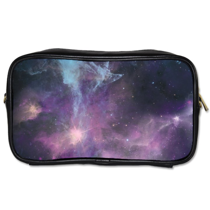 Blue Galaxy  Toiletries Bags