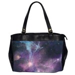 Blue Galaxy  Office Handbags (2 Sides)  Front