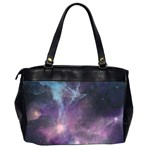 Blue Galaxy  Office Handbags (2 Sides)  Back