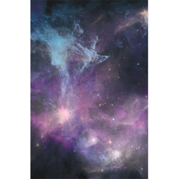 Blue Galaxy  5.5  x 8.5  Notebooks