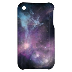 Blue Galaxy  Apple iPhone 3G/3GS Hardshell Case