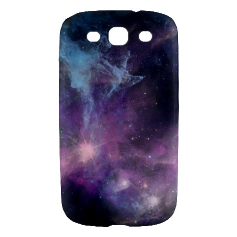 Blue Galaxy  Samsung Galaxy S III Hardshell Case