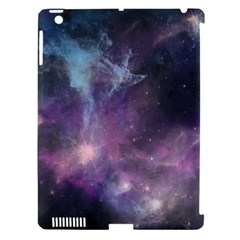 Blue Galaxy  Apple iPad 3/4 Hardshell Case (Compatible with Smart Cover)