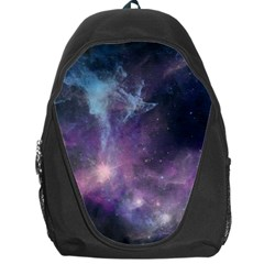Blue Galaxy  Backpack Bag