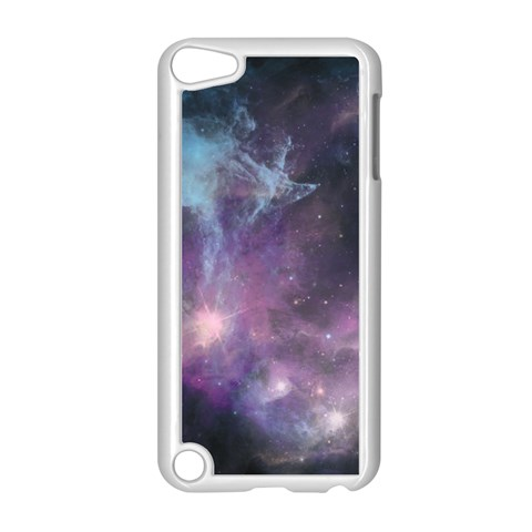 Blue Galaxy  Apple iPod Touch 5 Case (White)