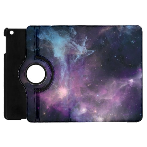 Blue Galaxy  Apple iPad Mini Flip 360 Case