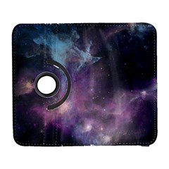 Blue Galaxy  Samsung Galaxy S  Iii Flip 360 Case