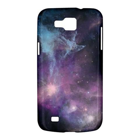 Blue Galaxy  Samsung Galaxy Premier I9260 Hardshell Case
