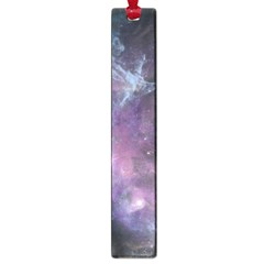 Blue Galaxy  Large Book Marks