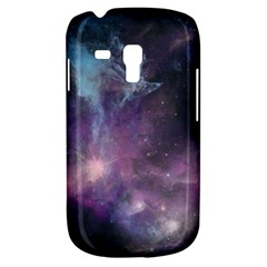 Blue Galaxy  Samsung Galaxy S3 Mini I8190 Hardshell Case