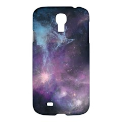Blue Galaxy  Samsung Galaxy S4 I9500/i9505 Hardshell Case
