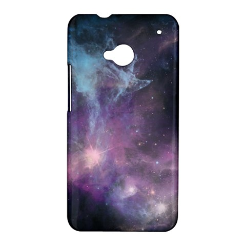Blue Galaxy  HTC One M7 Hardshell Case