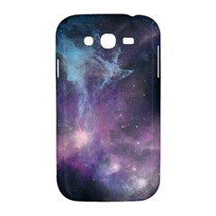Blue Galaxy  Samsung Galaxy Grand DUOS I9082 Hardshell Case