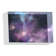 Blue Galaxy  4 x 6  Acrylic Photo Blocks