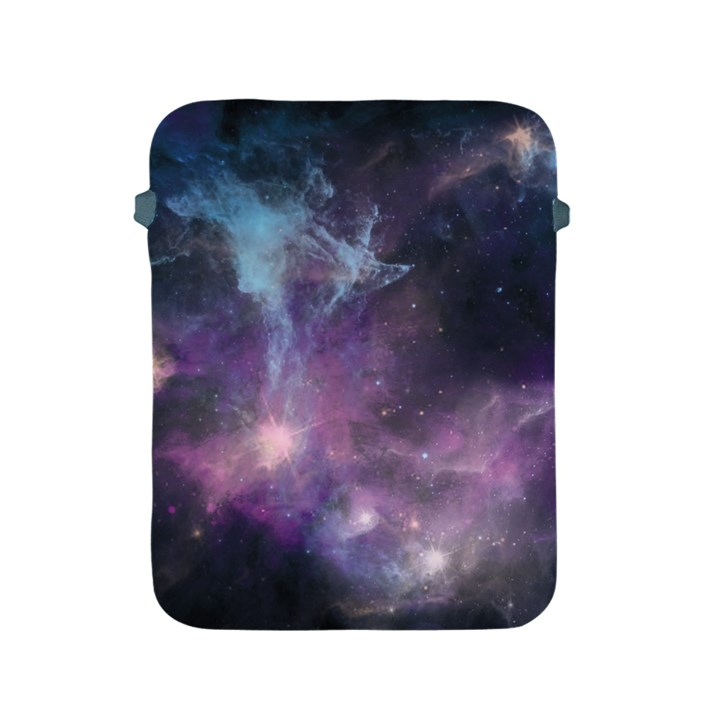 Blue Galaxy  Apple iPad 2/3/4 Protective Soft Cases
