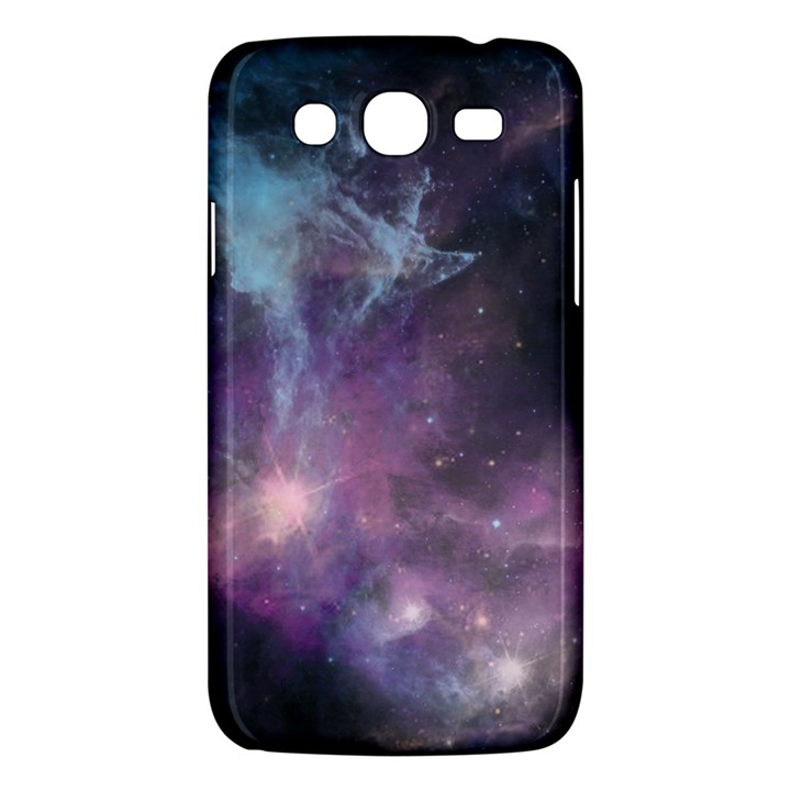 Blue Galaxy  Samsung Galaxy Mega 5.8 I9152 Hardshell Case
