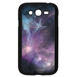 Blue Galaxy  Samsung Galaxy Grand DUOS I9082 Case (Black) Front