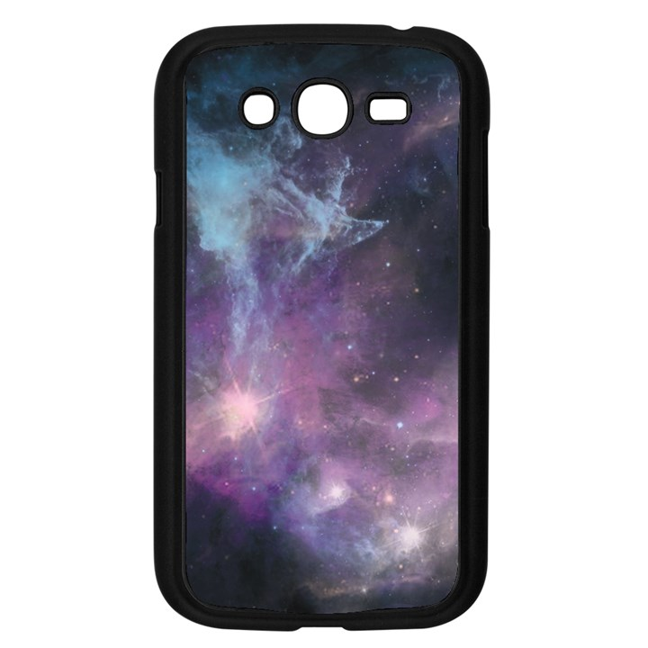 Blue Galaxy  Samsung Galaxy Grand DUOS I9082 Case (Black)