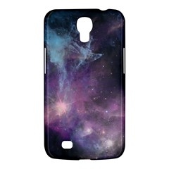 Blue Galaxy  Samsung Galaxy Mega 6.3  I9200 Hardshell Case