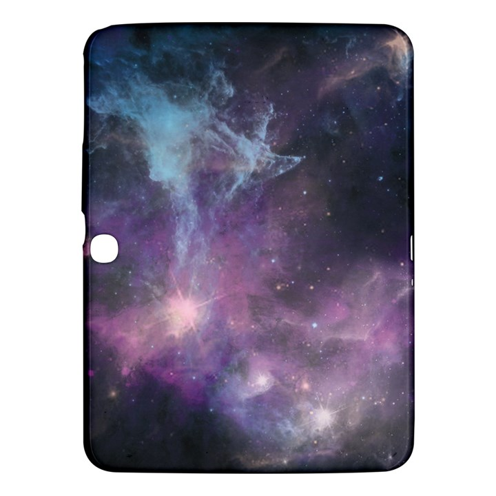 Blue Galaxy  Samsung Galaxy Tab 3 (10.1 ) P5200 Hardshell Case