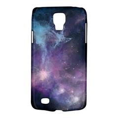 Blue Galaxy  Galaxy S4 Active