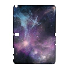 Blue Galaxy  Samsung Galaxy Note 10 1 (p600) Hardshell Case