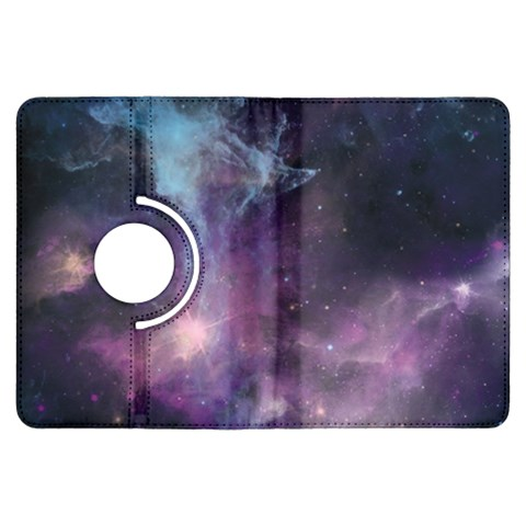 Blue Galaxy  Kindle Fire HDX Flip 360 Case