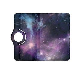 Blue Galaxy  Kindle Fire HDX 8.9  Flip 360 Case