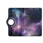 Blue Galaxy  Kindle Fire HDX 8.9  Flip 360 Case Front